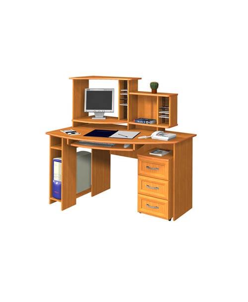 Угловой стол для школьника, фото